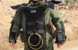 Bomba imha uzmanı şehit Esra Çevik'in görüntüsü 15 Kasım'da paylaşılmıştı