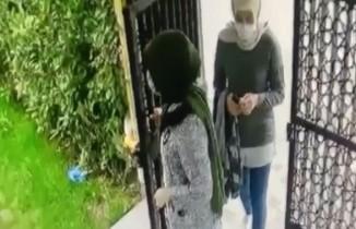 Bursa'da kadın hırsızlar şoke etti
