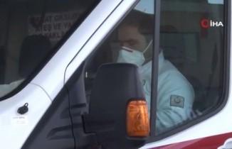Büyükçekmece'de H1N1 şüphesiyle tedavi gören hastalar sevk oldu