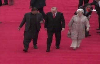 Cumhurbaşkanı Erdoğan, Pakistan'da