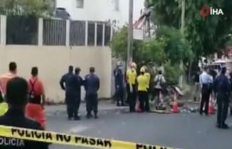 El Salvador'da savaş uçağı düştü: 2 ölü