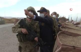 Erdoğan sınırdaki askerlere seslendi