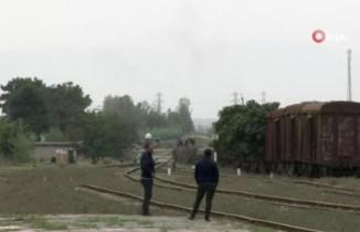 Ermeni ordusu Terter bölgesinde sivil yerleşim birimlerini vurdu