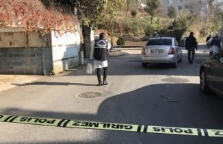 Genç kadının dehşeti yaşadığı silahlı saldırı kamerada