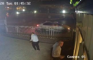 Güvenlik görevlisi uyardığı 2 kişi tarafından öldürüldü: Dehşet anları kamerada