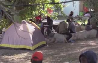 Haitili göçmenlerin Meksika'da bekleyişleri sürüyor