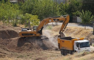 HDP'li belediyeden ağaç katliamı