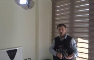 İHA ekipleri Barış Pınarı Harekatı için sınırda