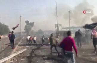 Irak yeniden ayakta: 2 ölü
