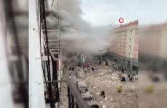 İspanya'da patlama: en az 6 yaralı