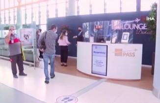 İstanbul Havalimanı'ında İç Hatlar özel yolcu salonu hizmete girdi