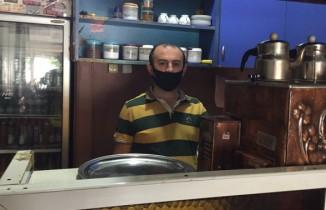İstanbul'da normalleşmenin ilk gününde kıraathaneler açıldı