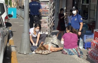 İstanbul'un göbeğinde kadına silahlı saldırı dehşeti
