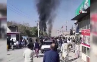 Kabil'de patlama: 3 ölü, 10 yaralı