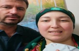 Kadavradan rahim nakliyle anne oldu: Bebeğini kucağına alıp mutluluğunu paylaştı