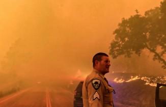 Kaliforniya'da yangınlar bitmiyor