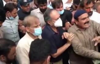 Pakistan'da ana muhalefet lideri Sharif tutuklandı