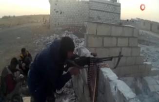 Rasulayn'da şiddetli çatışmalar sürüyor