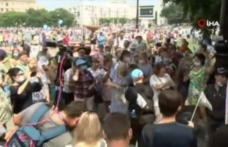 Rusya'da Putin karşıtlarından hafta sonunda miting