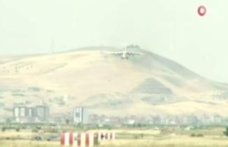 S-400 teslimatında 13. uçak Mürted Hava Üssü'ne indi