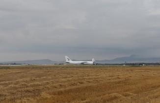 S-400 teslimatında 15. uçak Mürted Hava Üssü'ne indi