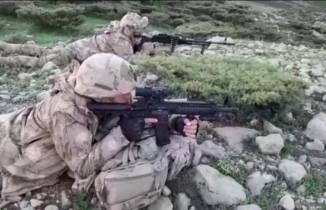 Siirt'te öldürülen terörist sayısı 5'e yükseldi