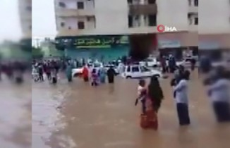 Sudan'da sel felaketi: 46 ölü