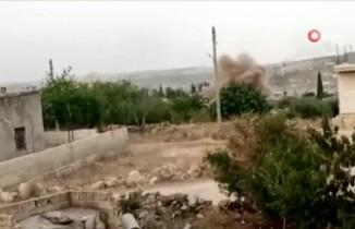Suriye'de Esad güçleri İdlib kırsalındaki 7 köye saldırdı