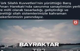 Türkiye'ye karşı ambargo uygulayan ülkelere ders gibi video