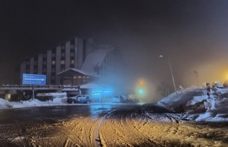 Uludağ'daki O otelin 10 günlük faaliyeti durduruldu