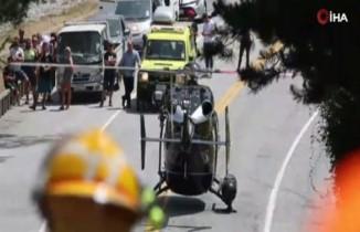 Yeni Zelanda'da Çinli turistleri taşıyan otobüs devrildi: 20 yaralı