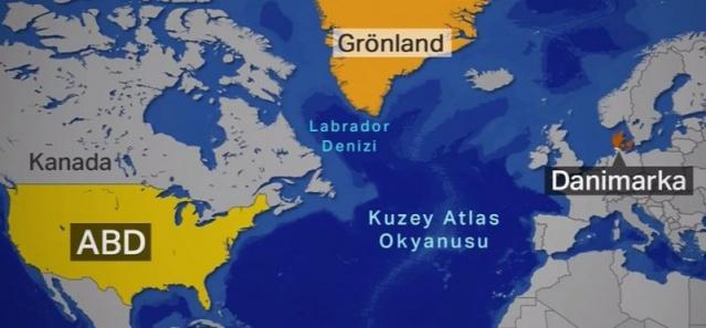 Amerikan Havacılık ve Uzay Dairesi (NASA), Grönland'deki buzul erimesinin ne boyuta ulaştığını bölgenin 50 yıllık değişimine aynı karede yer vererek gözler önüne serdi.