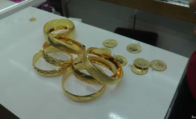 Çeyrek altının imitasyonu bile 50 TL