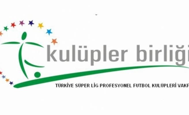 Kulüpler Birliği'nden Tahkim Kurulu'na yabancı kuralı iptal başvurusu