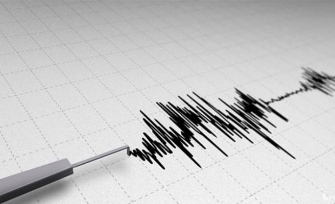 Osmaniye'de 3,4 büyüklüğünde deprem