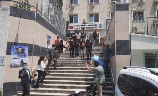 Sibel Koçan'ın öldürüldüğü gasp dehşetine ilişkin 7 şüpheli tutuklandı