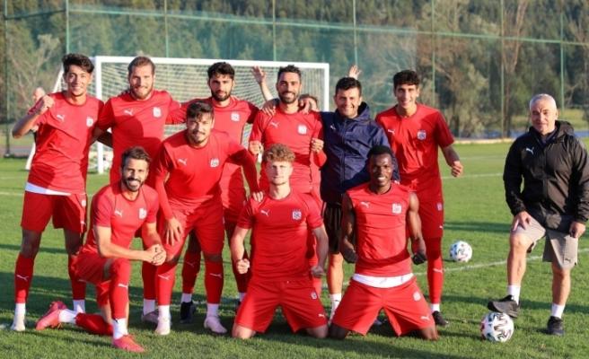Sivasspor Avrupa'da 15. maçına çıkıyor