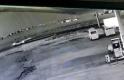 Otomobilin metrelerce havaya fırlattığı yaya hayatını kaybetti