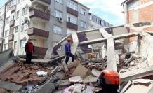 Zeytinburnu'nda yıkılan binanın yapı ruhsatının bulunmadığı ortaya çıktı