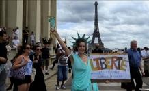 Fransa'da aşı karşıtı protestolar devam ediyor