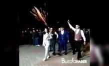 Kurtlar Vadisi dizi çekimi değil düğünün takı töreni