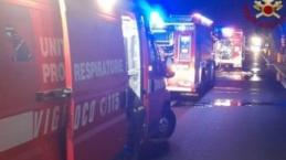 Kahraman şoför, 25 çocuğu yanmaktan son anda kurtardı