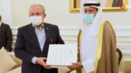 TBMM Başkanı Şentop, Kuveyt'ten ayrıldı
