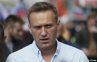 Navalny otel odasında zehirlendi