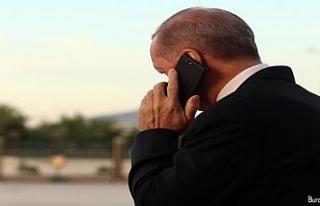 Cumhurbaşkanı Erdoğan, Başbakan Boyko Borisov...