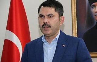 """Bakan Kurum: """"Türkiye hiçbir zaman çöp ithalatı..."""