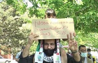 Filistinliler Topluluğu Başkan Yardımcısı Sayid:...