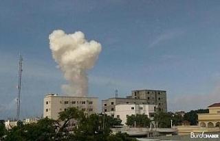 Somali'de askeri eğitim kampına saldırı: 15...