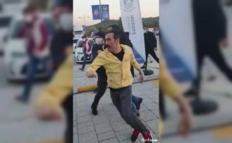 Mustafa Üstündağ karıştığı kavga sonucu gözaltına alındı