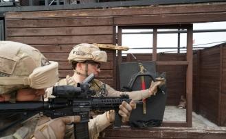 SSB'den Jandarmaya biyomekanik proje: BALA KTS-14 Gövde Destekli Kalkan Taşıma Sistemi